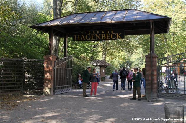 Visiting the Tierpark Hagenbeck is always an adventure!