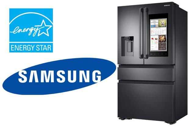 Samsung Earns ENERGY STAR Emerging Technology Award for 20 Refrigeration Models in 2017