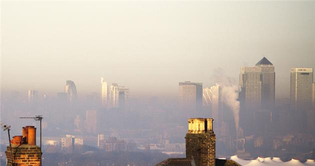 اعلام وضعیت اضطراری در لندن به دلیل آلودگی هوا