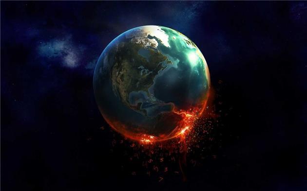 جهان خشک می شود، اگر...