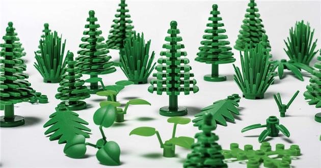 LEGO Is Making Its Toys More Environmentally Friendly, & It's Pretty Incredible
