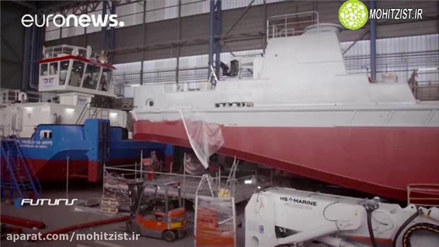 کشتیهای سازگار با محیط زیست