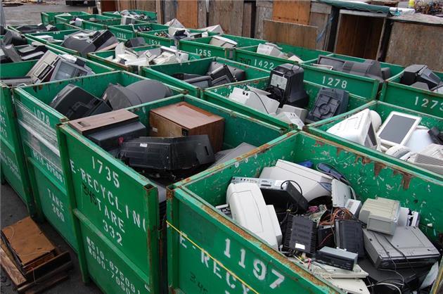 راهکاری جدید برای بازیافت ضایعات الکترونیک
