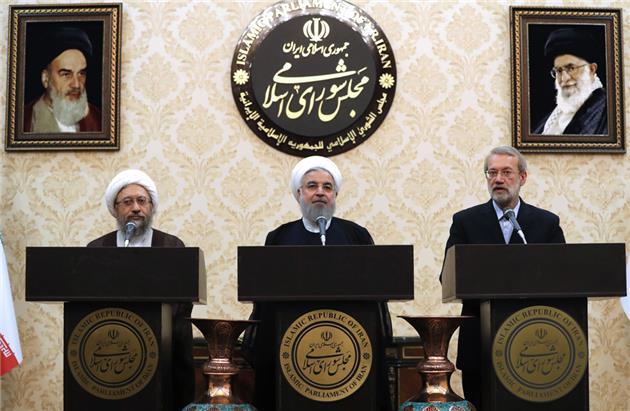 روحانی: امسال بخاطر کمبود نزولات آسمانی، کشور با مشکلاتی مثل کمآبی مواجه است