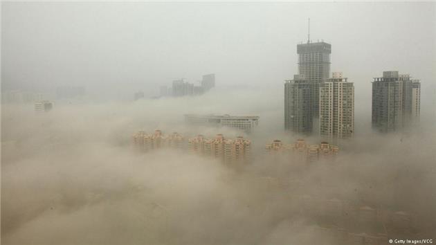 آلودگی هوا سالانه در جهان هفت میلیون قربانی میگیرد