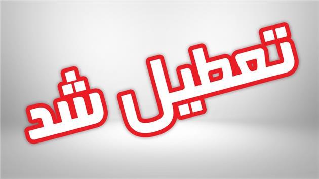 مدارس ابتدایی، استثنایی و مهدکودک تهران فردا تعطیل شد