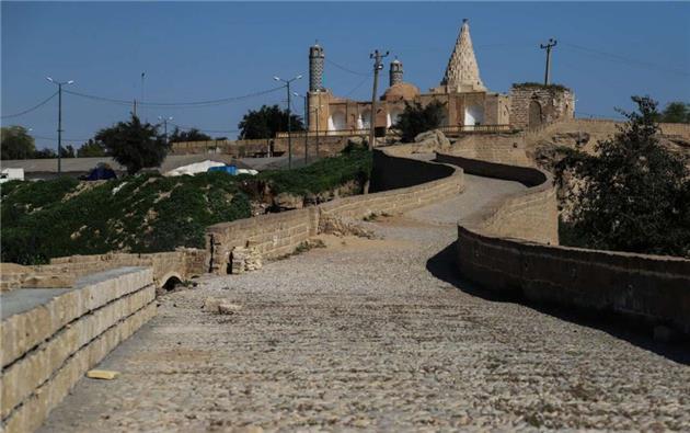 ۲ بنای تاریخی در شوشتر ثبت ملی شدند