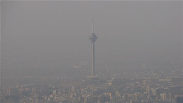 آلودگی هوا درد بیدرمان این روزهای کلانشهرها