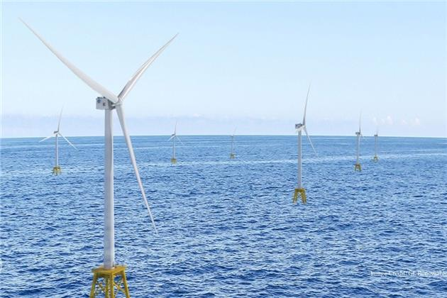 ساخت بزرگترین مزرعه بادی جهان در انگلیس