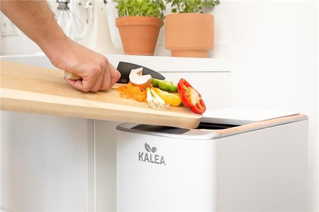 تبدیل زباله به کمپوست طی ۴۸ ساعت در آشپزخانه
