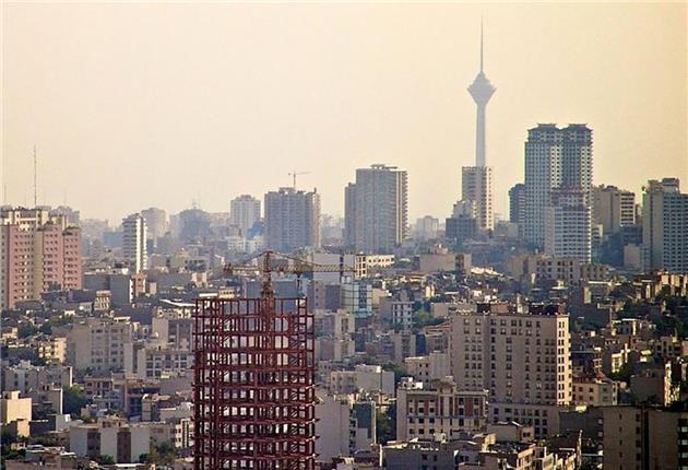 هوای تهران برای دهمین روز پیاپی آلوده است/ بهبود کیفیت هوا طی امروز