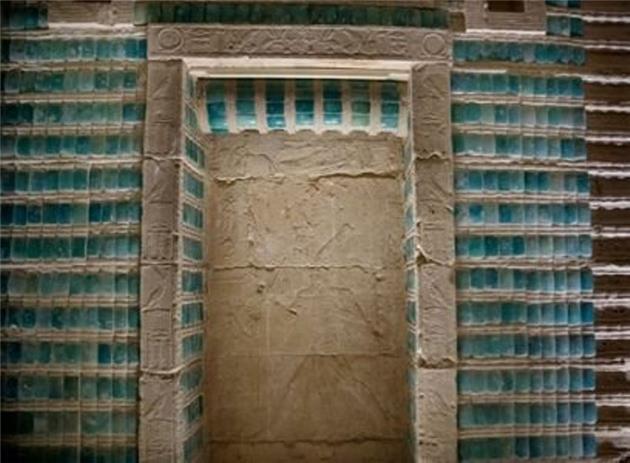 بازگشایی مقبره فرعون به روی گردشگران