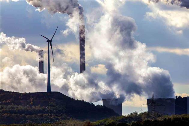 جهان در تحقق اهداف مرتبط با انتشار گازهای گلخانه ای سرعت بگیرد